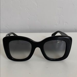 Auth Celine Sunglasses CL41439